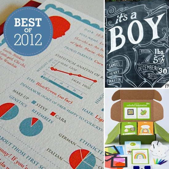 Best Kids' Trends of 2012