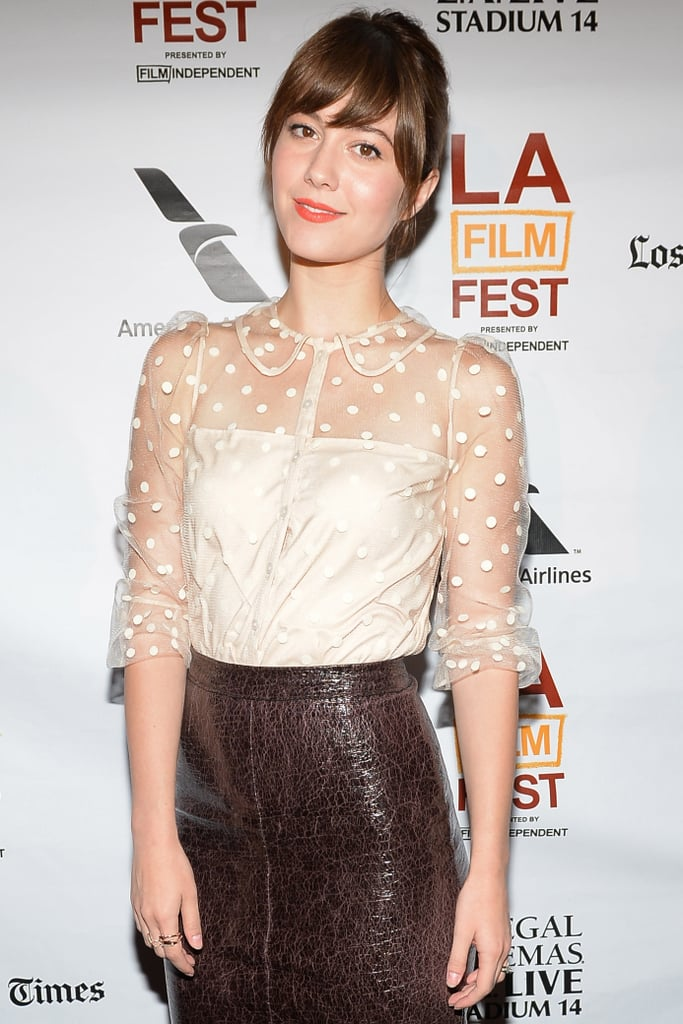 Mary Elizabeth Winstead joined Kill the Messenger, starring Jeremy Renner as the late journalist Gary Webb. She will play Dawn Garcia, his editor.