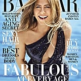 Jennifer Aniston on the Cover of Harper's Bazaar's June/July 2019 Issue
