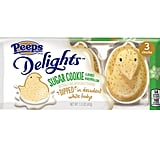 Peeps Delights Sugar Cookie-Flavored Marshmallow Dipped in White Fudge