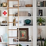 A Beautifully Designed Bookshelf