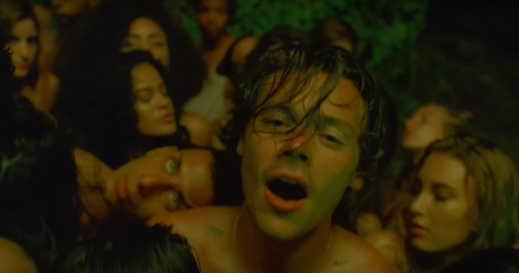 "Watch Harry Styles's Music Video ""Lights Up"""
