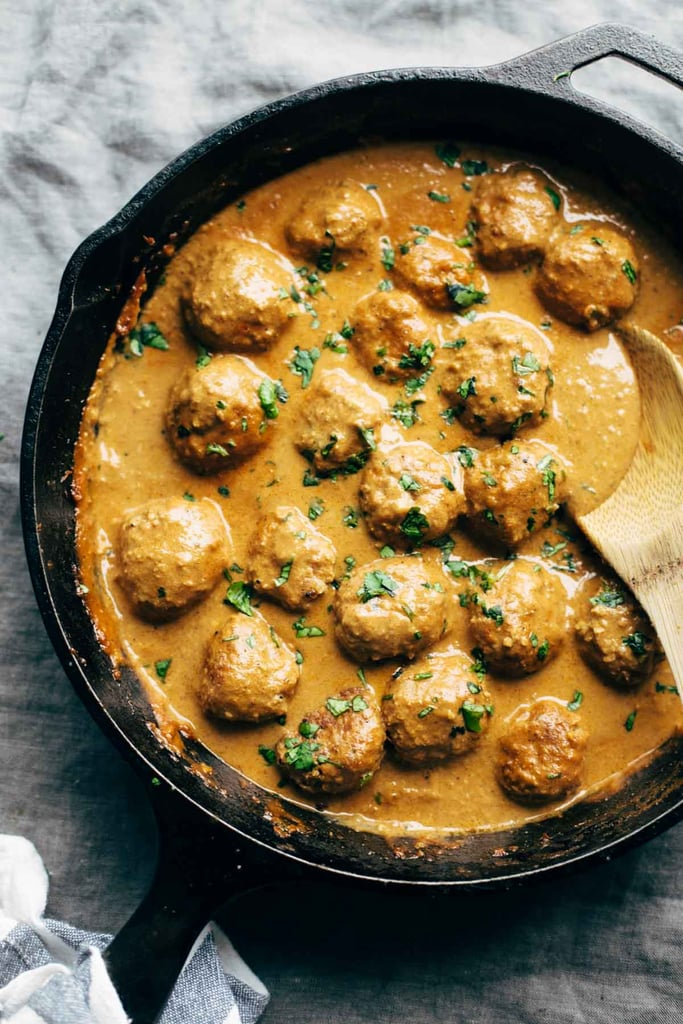 30 Minute Vegetarian Meatballs Vegetarian Thanksgiving
