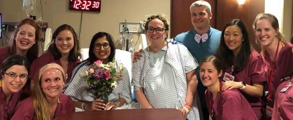 Couple Gets Married While Woman Is in Labor