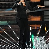 Pictures of MTV VMAs Show
