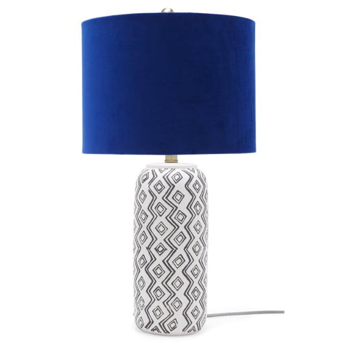 Zig-Zag Table Lamp