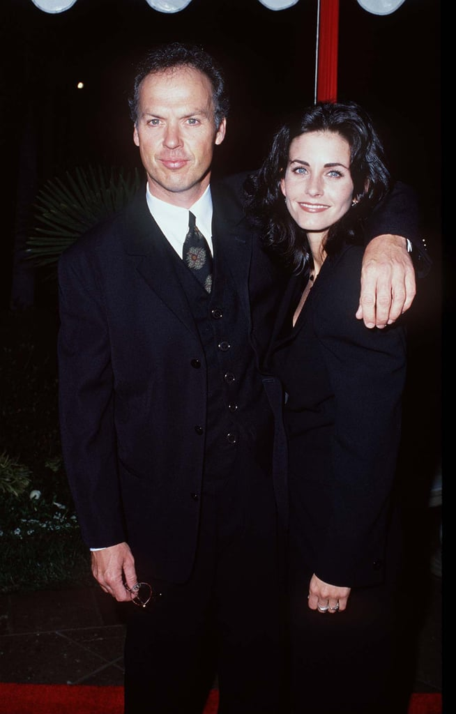 Courteney and Michael