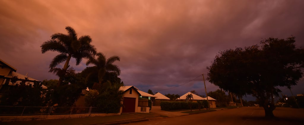Cyclone Debbie Has Hit Queensland and It Is Terrifying