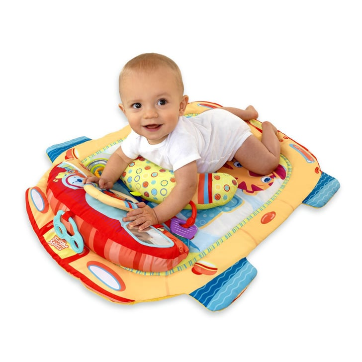 Bright Starts Tummy Cruiser Prop Amp Play Mat 25 The