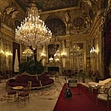 The Winners Are Also Treated to an Acoustic Concert in Napoleon III's Chambers