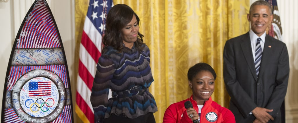 Michelle Obama's Peplum Top Might Not Be a Top at All