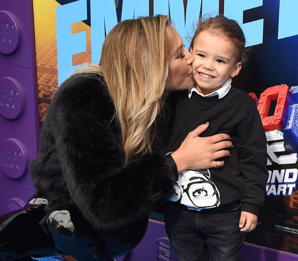 Pictured: Naya Rivera and son, Josey Hollis   Celebrities ...