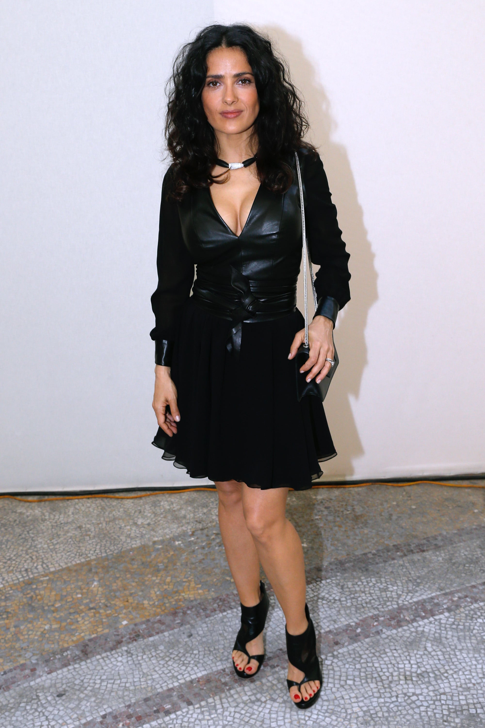 Salma Hayek at 47 (Now 48)