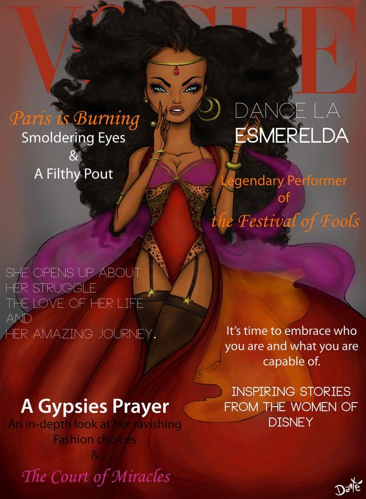 Vogue Esmeralda