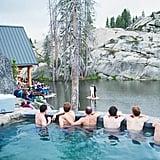 Hot Tub Ceremony Seats