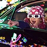 Oglebay's Festival of Lights in Wheeling, West Virginia