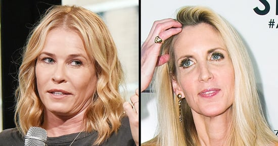 Chelsea Handler Bashes Ann Coulter After Last-Minute Cancellation: Her Book Is a'Piece of S‑‑t'