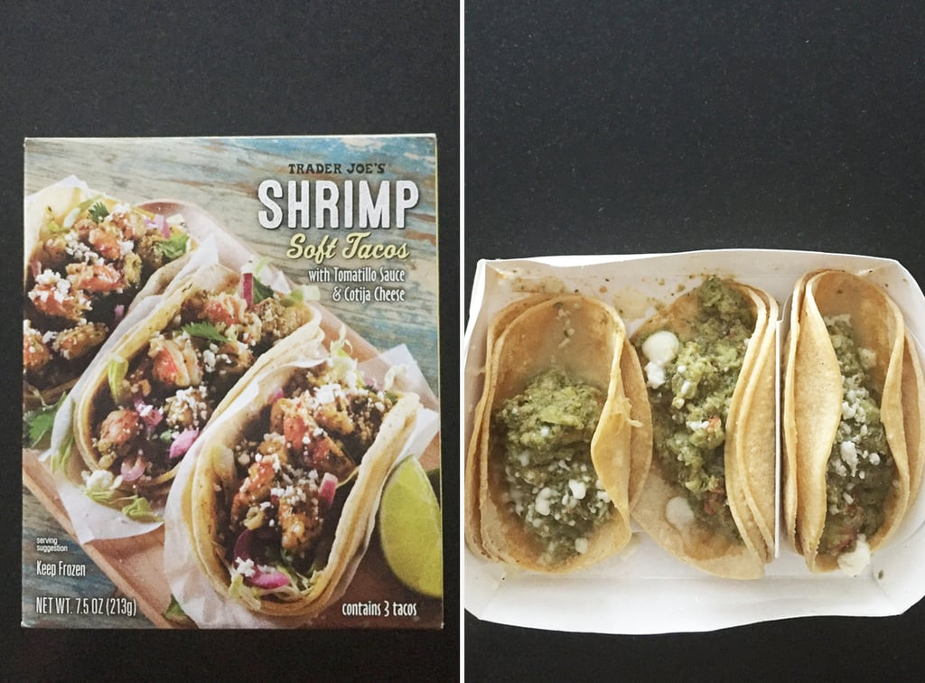 Pick Up: Shrimp Soft Tacos ($4)