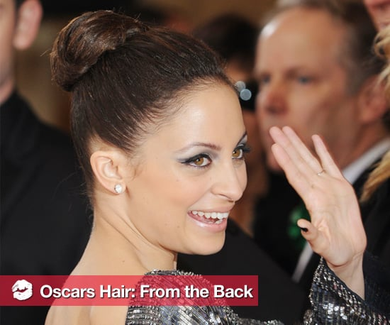 2010 Oscars Hair Updos
