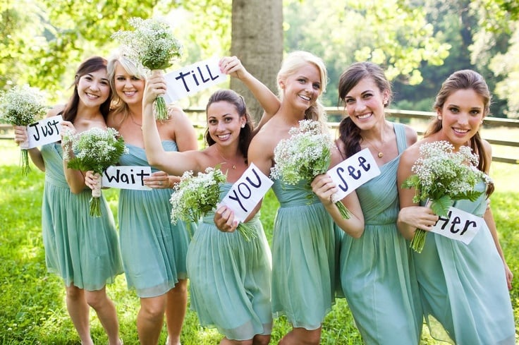 Surprise Gift For Groom On Wedding Day: Get Your Bridal Party In On The Fun.