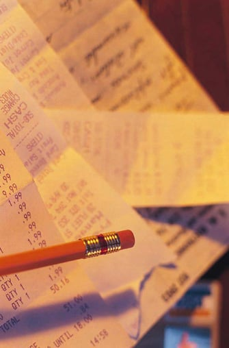 Do You Check Grocery Receipts For Errors?