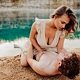 Sexy Beach Couple Pictures