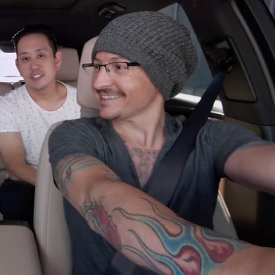 Linkin Park Carpool Karaoke With Chester Bennington