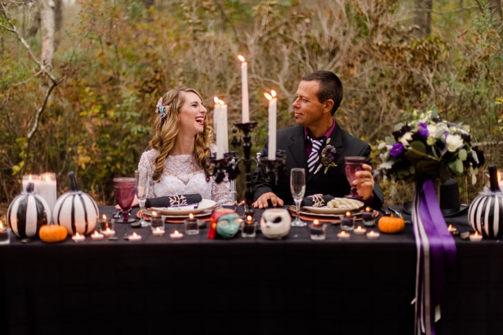 The Nightmare Before Christmas Wedding Ideas Popsugar Love Sex