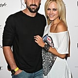 Peta kept her man close when they attended a launch party in Beverly Hills, CA, back in September 2012.