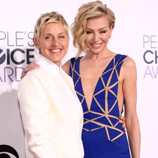 Ellen DeGeneres Quotes About Portia de Rossi in People 2016