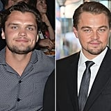 Is it just a coincidence that their scruff and mildly bushy eyebrows grow exactly the same, or something more? (OK it's just a coincidence, but still.)