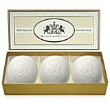 Buckingham Palace White Hyacinth Soap Set ($20)