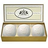 Buckingham Palace White Hyacinth Soap Set ($20)