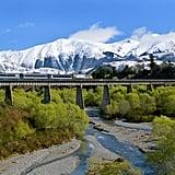 New Zealand — TranzAlpine