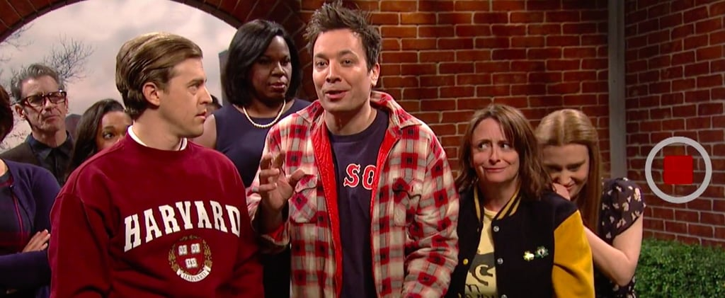 Jimmy Fallon and Rachel Dratch Boston Characters on SNL 2017