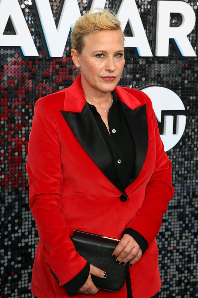 Patricia Arquette at the 2020 SAG Awards
