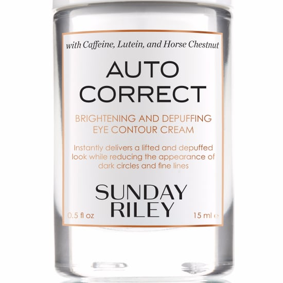 Sunday Riley Auto Correct Brightening Depuffing Eye Contour