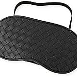 Bottega Veneta Intrecciato Leather Sleep Mask ($250)