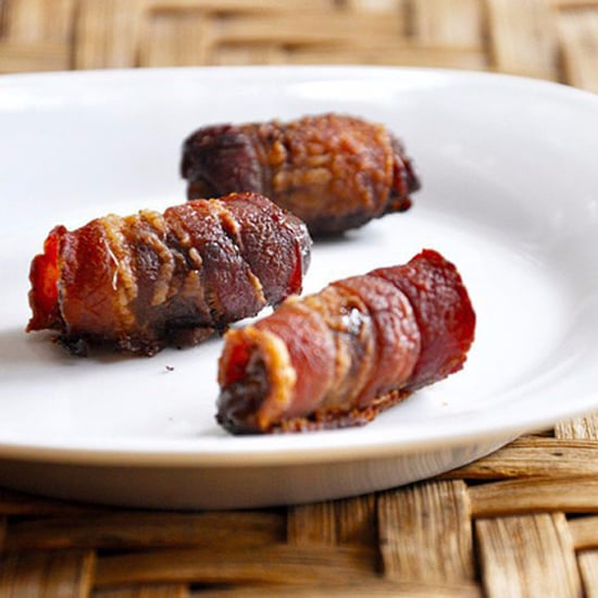 Bacon-Wrapped Date Appetizer Recipe