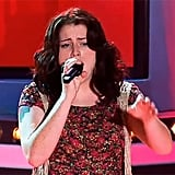 Karise Eden's Blind Audition