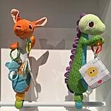 Tiny Love Kangy Kangaroo and Dino Dinosaur