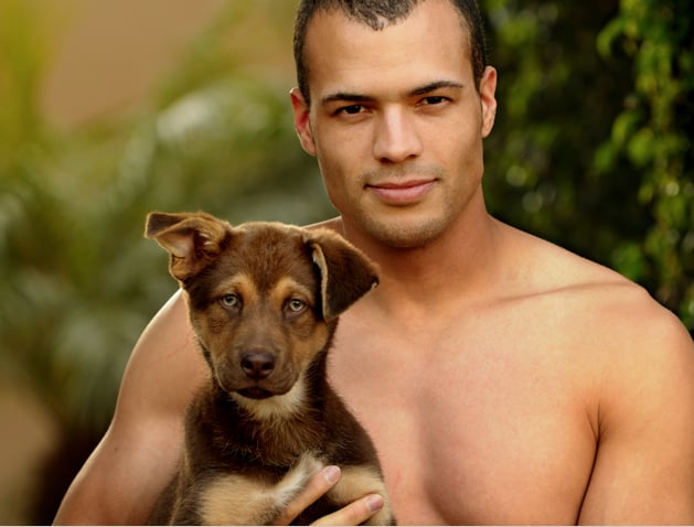 Hot Guys And Baby Animals  Funny Websites 2011-06-21 05 -3736