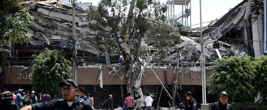 Mexico Rocked by 7.1 Earthquake on Anniversary of Major 1985 Quake