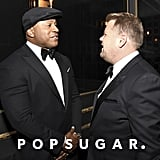 LL Cool J and James Corden