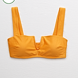 Aerie V Bandeau Bikini Top