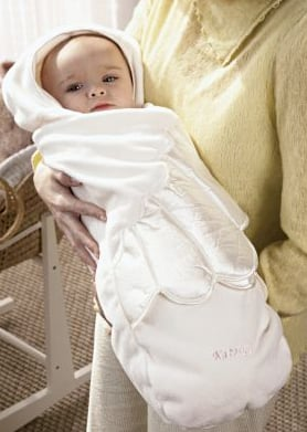 Lil Find: Angel Blanket