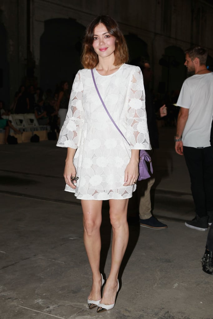 Emma Lung at MBFWA Day Five