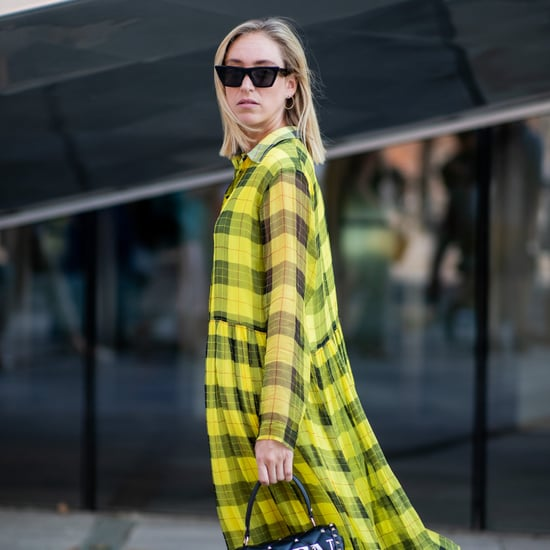 Yellow Plaid Clothing Inspired by Clueless