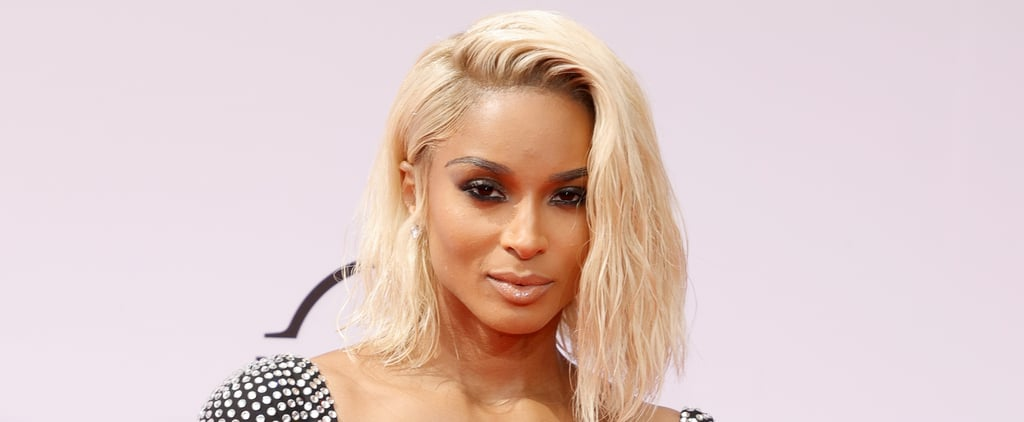 Ciara Wears a Blond Lob at the 2021 BET Awards