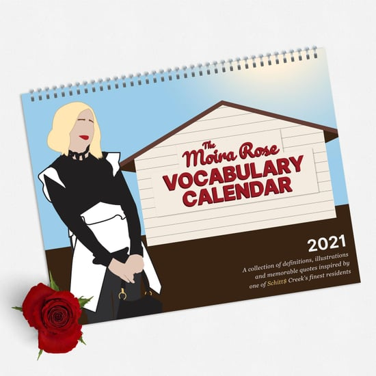 This Moira Rose Vocabulary Calendar Explains Her Funny Lingo